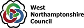 West Northamptonshire logo