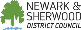 Newark and Sherwood logo