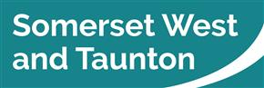 Somerset West and Taunton logo