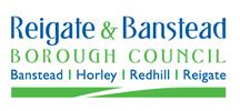 Reigate and Banstead logo