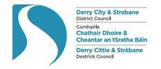 Derry City and Strabane logo