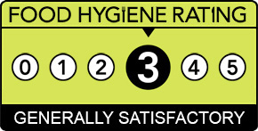 Perfect Chicken and Pizza Choice Loughton - FSA rating - 3 stars