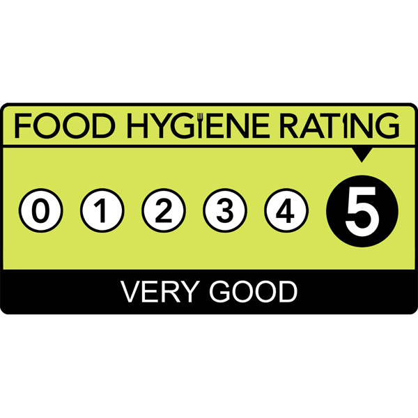 Image result for food standards agency five stars